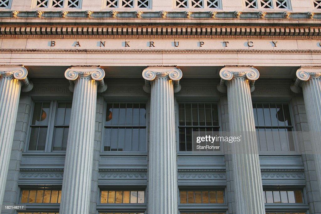 Bankruptcy Court Courthouse, Dayton, Ohio : Stock Photo