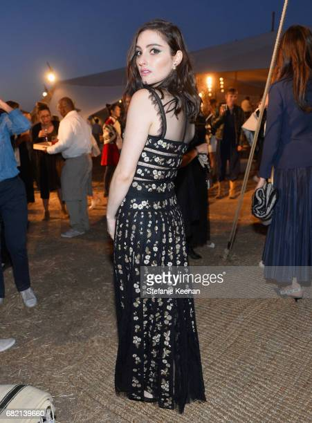 Banks at Christian Dior Cruise 2018 Show and After Party at Gladstone's Malibu on May 11 2017 in Malibu California