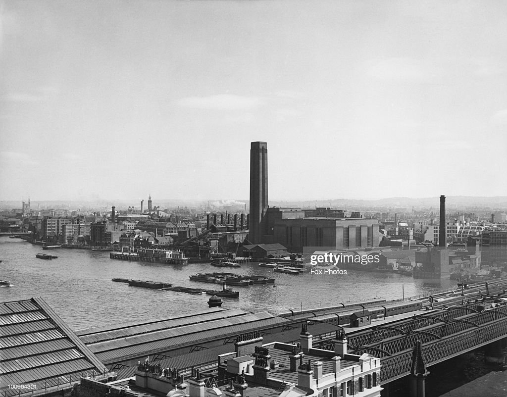 Bankside Power Station Pictures | Getty Images