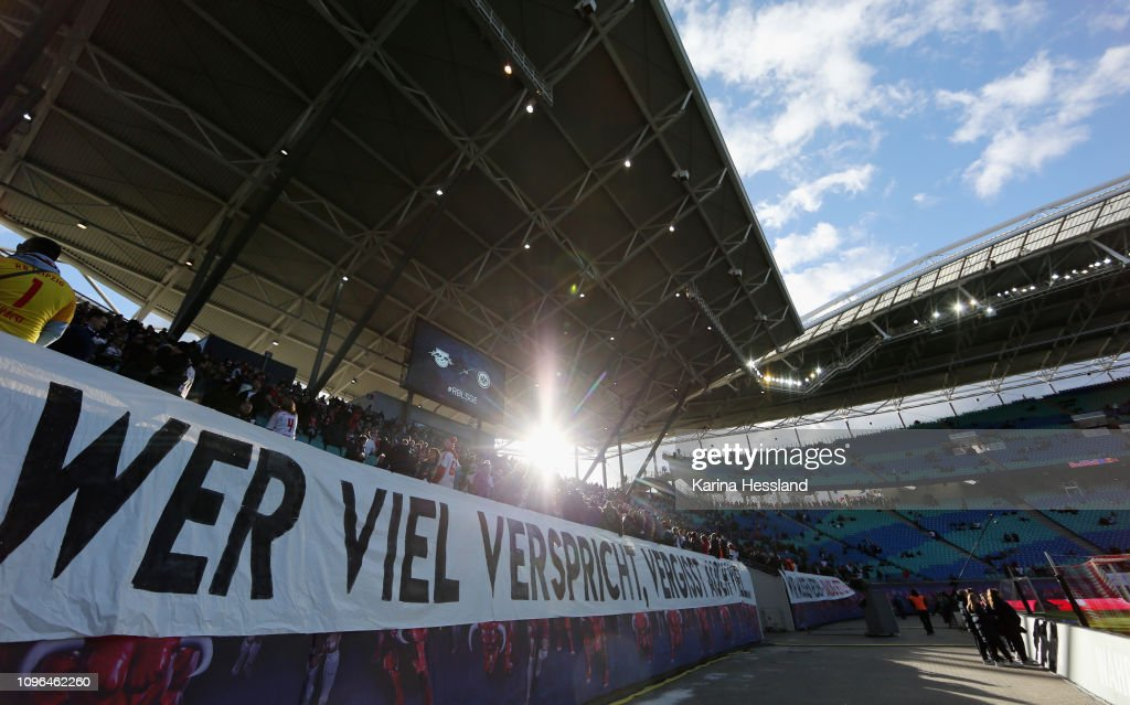 DEU: RB Leipzig v Eintracht Frankfurt - Bundesliga