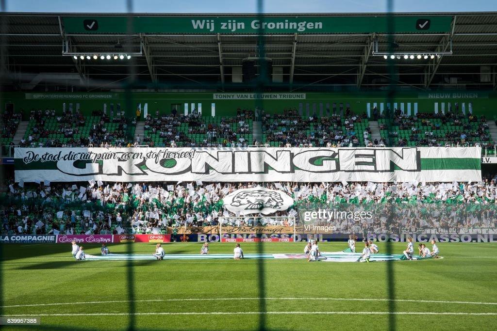 "Dutch Eredivisie""FC Groningen v FC Utrecht"" : News Photo"