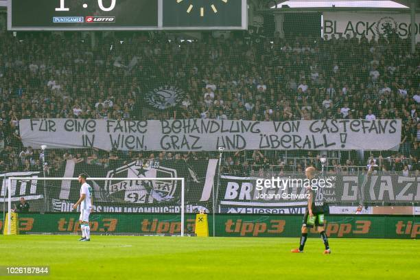 726 Sturm Graz V Rapid Wien Bundesliga Photos And Premium High Res Pictures Getty Images