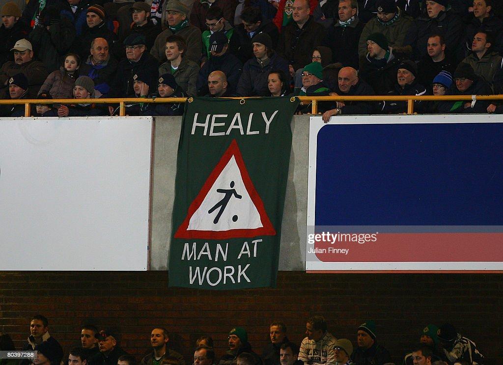 Northern Ireland v Georgia - International Friendly : News Photo
