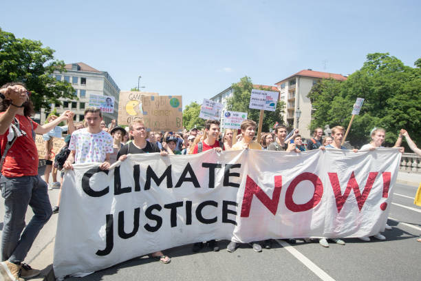 DEU: Fridays For Future In Munich