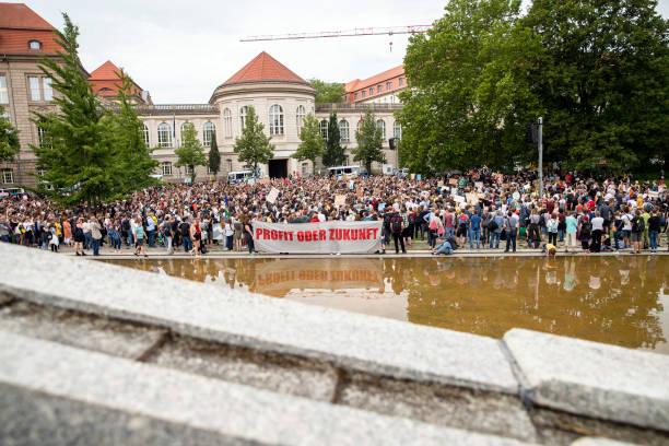 DEU: 'Fridays for Future' Protest in Germany