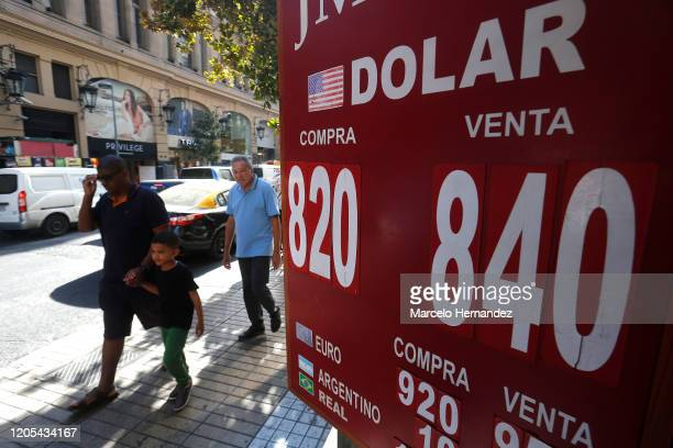 536 Chilean Money Photos And Premium High Res Pictures Getty Images