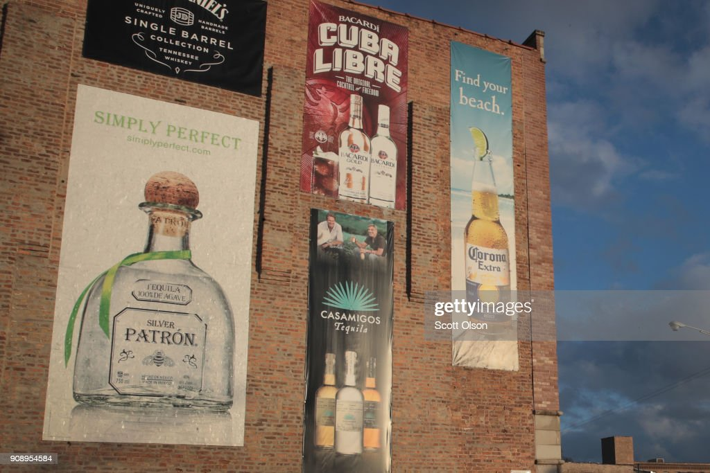 Bacardi To Purchase Patron Tequila