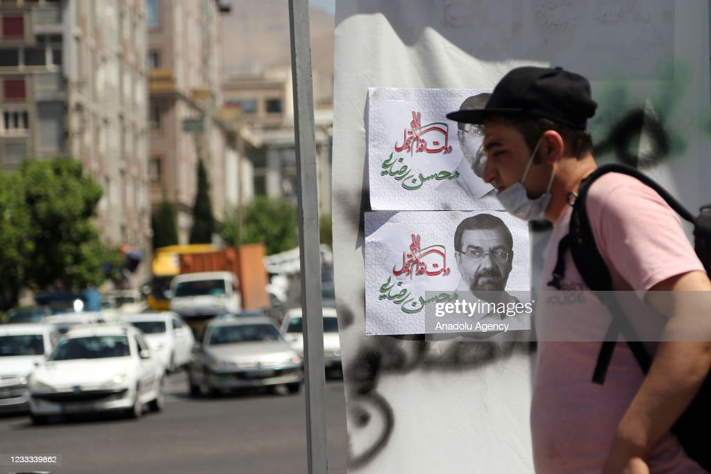 Ahead of the presidential elections in Iran : News Photo
