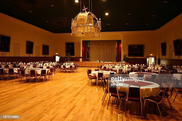 banquet hall - prom stock pictures, royalty-free photos & images