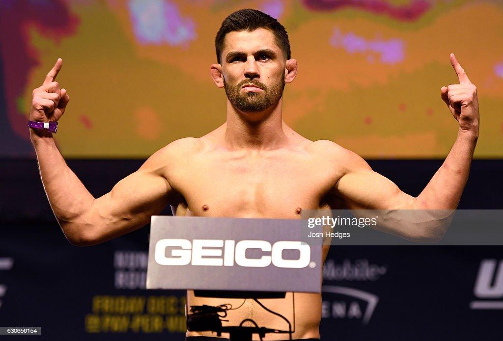 UFC 207 Weigh-in : News Photo