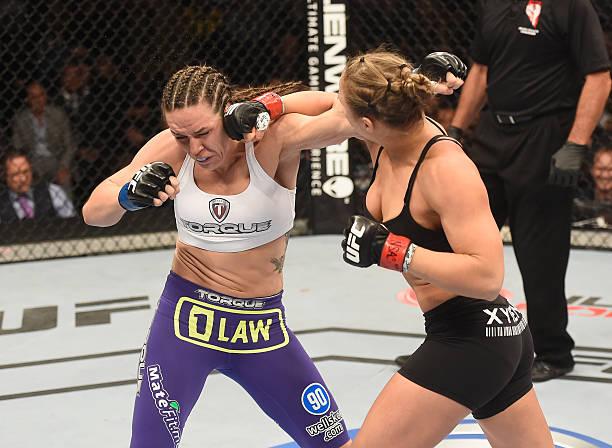 UFC 175: Rousey v Davis