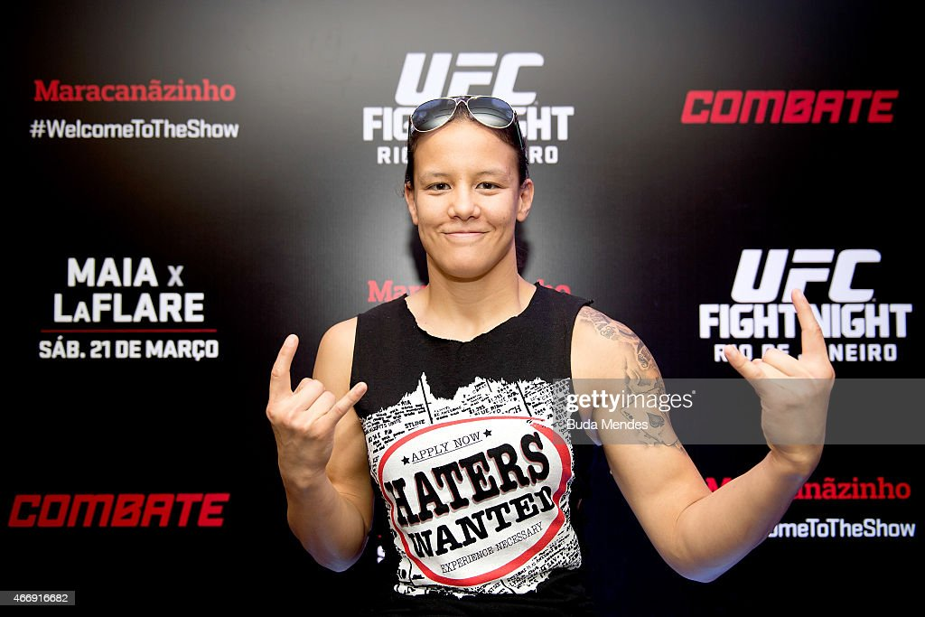 UFC Ultimate Media Day : News Photo