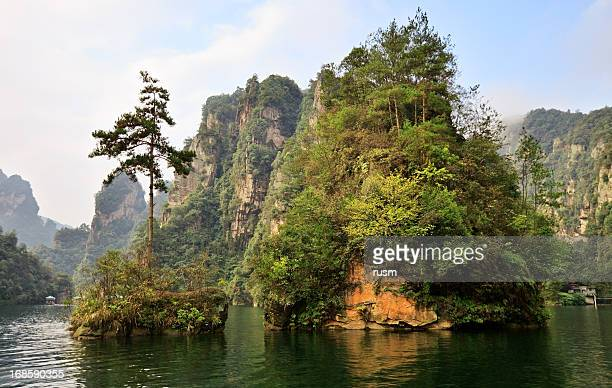 Lago Baofeng, Cina