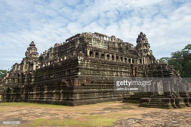 Baphuon is a part of the Angkor Thom complex and was built in the mid11th century dedicated to the Hindu God Shiva In the late 15th century the...