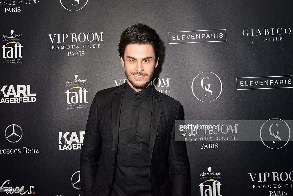 """Baptiste Giabiconi Style.com"" Launch Party"