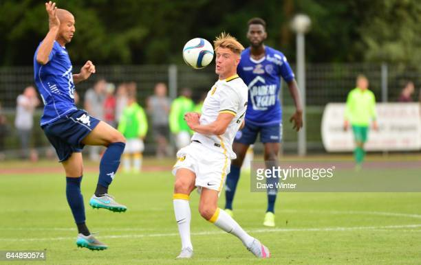 Baptiste GUILLAUME Troyes / Lille Match amical Cambrai Photo Dave Winter / Icon Sport