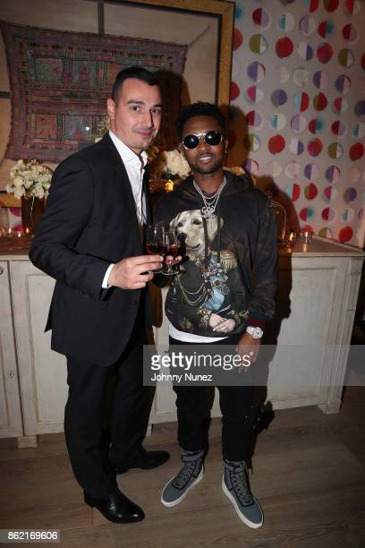 Baptiste Loiseau and Zaytoven Attend Remy Martin Presents Carte Blanche Merpins With Cellar Master Baptiste Loiseau And Super Producer Zaytoven at...