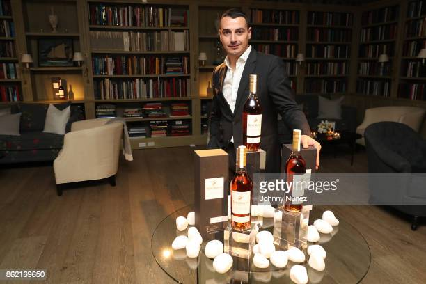Baptiste Loiseau Attends Remy Martin Presents Carte Blanche Merpins With Cellar Master Baptiste Loiseau And Super Producer Zaytoven at Whitby Hotel...