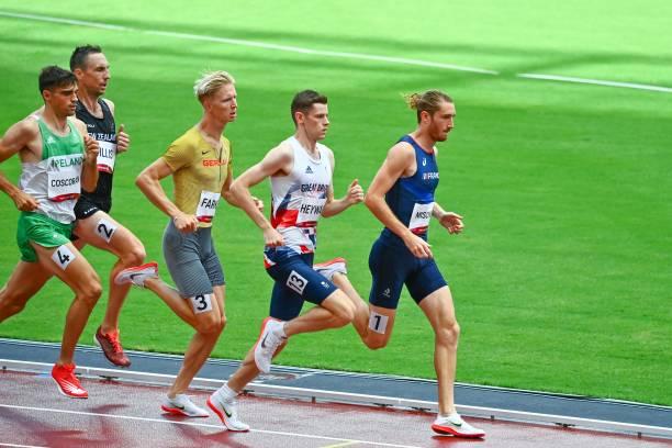 JPN: Athletics Day Five - Tokyo Olympic Games 2020