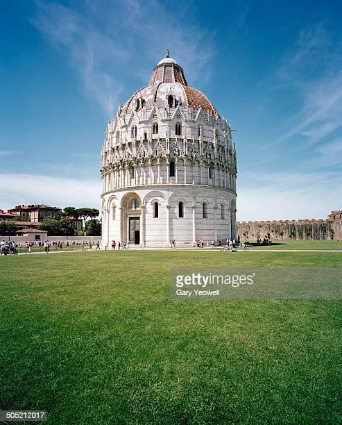 Baptistery di San Giovanni in Pisa