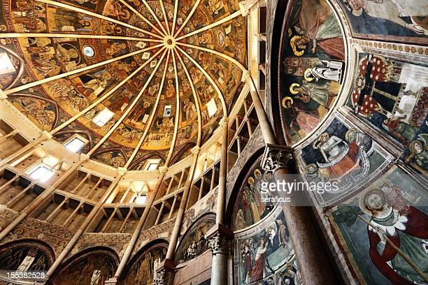 パルマの洗礼堂 - パルマ ストックフォトと画像