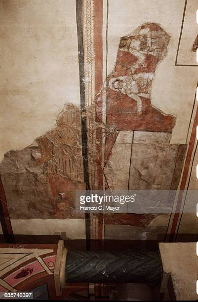 Baptistry from the Christian Building Dura Europas