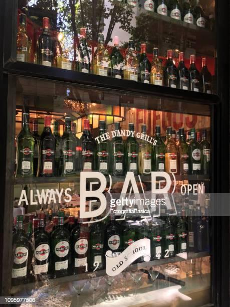 Bar always open