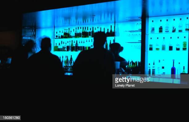 Bar at Aqua Luna, Circular Quay.