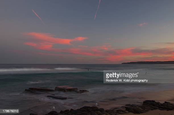 Bar Beach, Newcastle, NSW, Australia