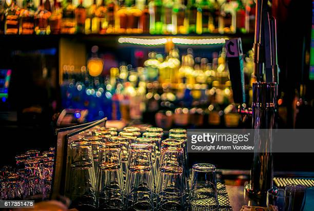 Bar counter in Columbus