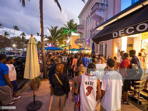 Bar In Miami Florida Stock Photo - Getty Images