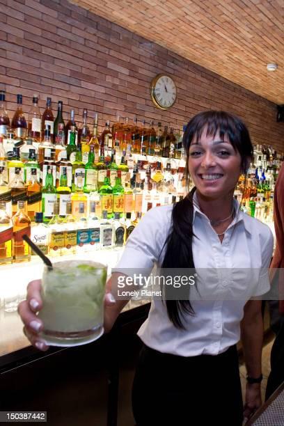 Bar Londra in the Fasano hotel, Ipanema.
