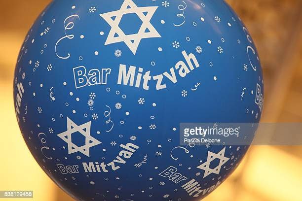 Bar Mitzvah balloon