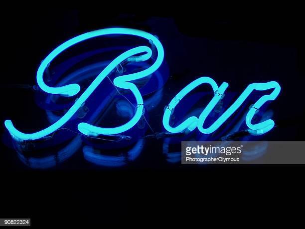 Bar Signe néon