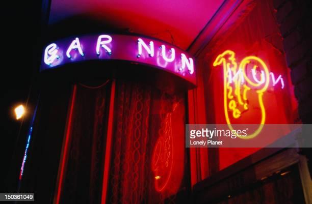 Bar Nun in Shaw.