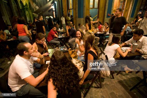 Bar on Travessa do Commercio.