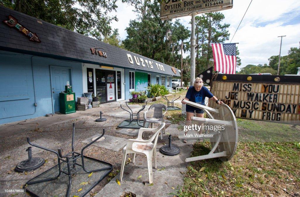 Florida Panhandle Region Residents Prepare For Hurricane Michael : News  Photo