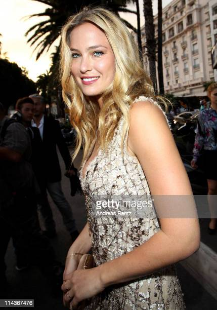 Bar Refaeli attends the Cavalli Boutique Opening during the 64th Annual Cannes Film Festival on May 18, 2011 in Cannes, France.