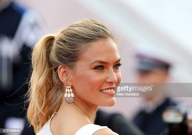 Bar Refaeli attends the opening ceremony and premiere of 'La Tete Haute during the 68th annual Cannes Film Festival on May 13 2015 in Cannes France