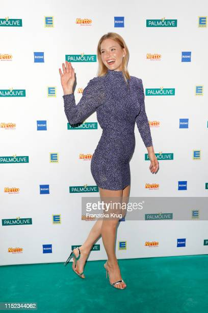 Bar Refaeli during the Girls Party Palmolive product launch on June 27 2019 at GAGA Club in Hamburg Germany
