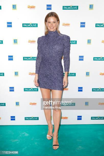 Bar Refaeli during the Girls Party Palmolive product launch on June 27, 2019 at GAGA Club in Hamburg, Germany.