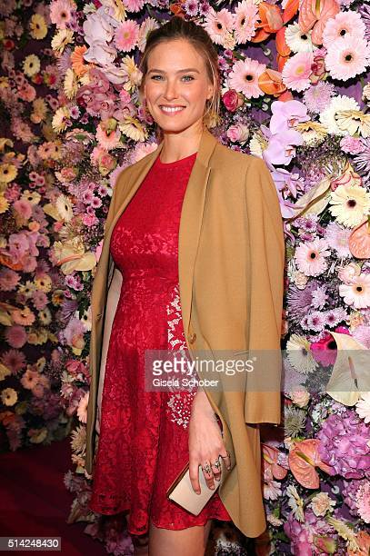 Bar Refaeli during the PEOPLE Style Awards at Hotel Vier Jahreszeiten on March 7 2016 in Munich Germany
