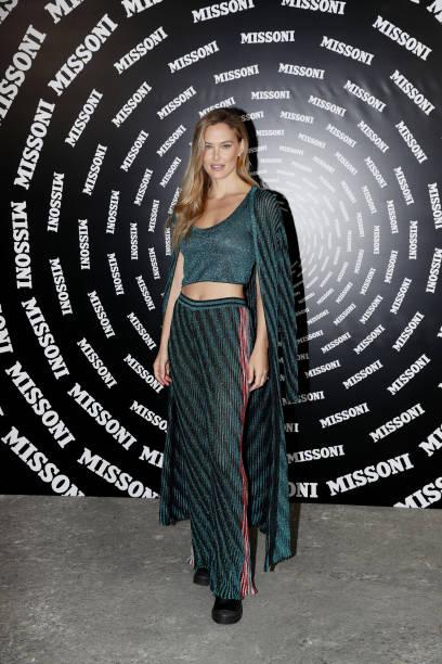 ITA: Missoni - Front Row - Milan Fashion Week - Spring / Summer 2022