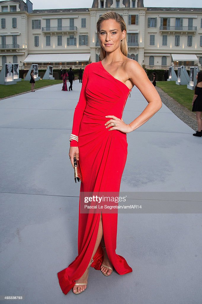 Bar Refaeli poses for a portrait at amfAR's 21st Cinema Against AIDS Gala Presented By WORLDVIEW, BOLD FILMS, And BVLGARI at Hotel du Cap-Eden-Roc on May 22, 2014 in Cap d'Antibes, France.
