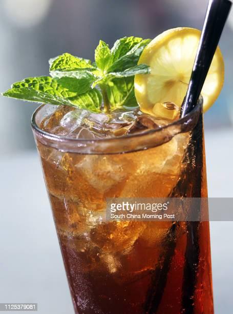 Bar Review at Amici Long Island iced tea Shop 5 13/F Langham Place 8 Argyle Street Mong Kok 06AUG12