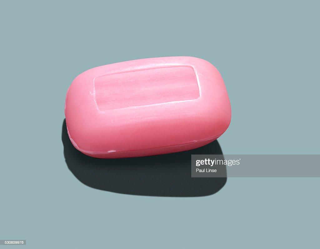 Bar soap : Stock Photo