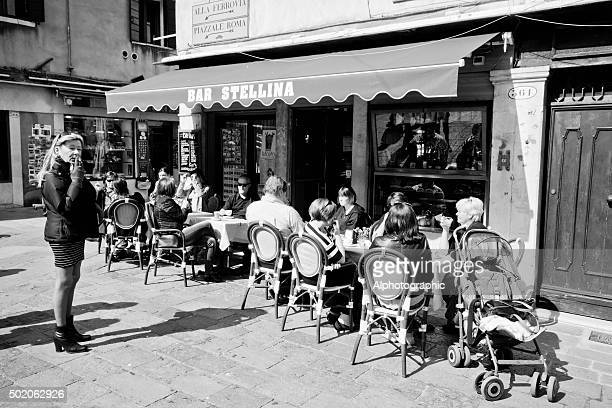 bar stellina venice - italian culture stock pictures, royalty-free photos & images