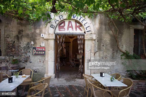 Bar Vitelli, Savoca, Sicilia, Italia