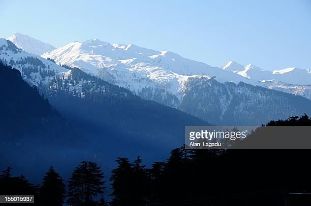 Bara Bhangal , Pir Panjal ranges,Kullu Valley,Himachal Pradesh,India.