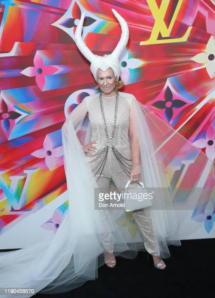 Barabara attends the re-opening of Louis Vuitton's Sydney flagship store on November 27, 2019 in Sydney, Australia.